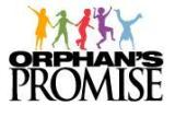 We are delighted to have Orphan's Promise as our new sponsor for the 2016-17 season. Please take the time to look at their website and understand their  aims. http://www.orphanspromise.org