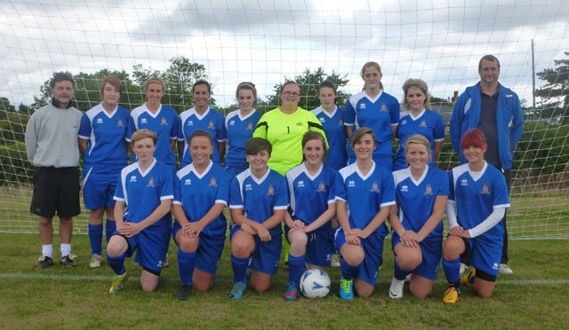 Match report: Sunday 20th April Hereford LC Ladies v Evesham United Ladies