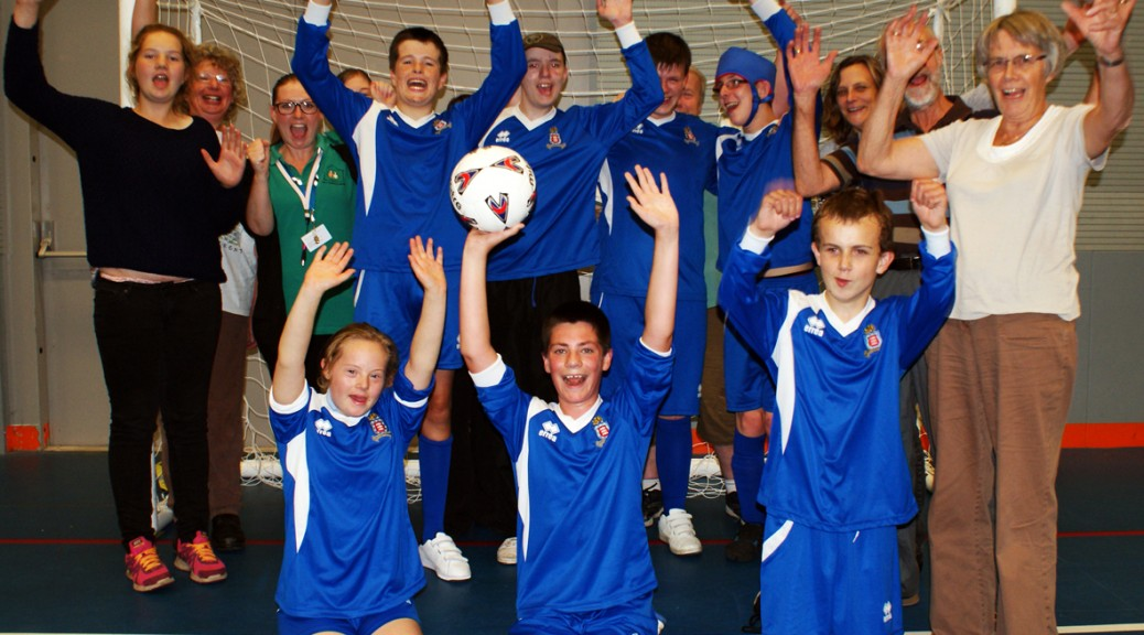 Inclusive Football Players