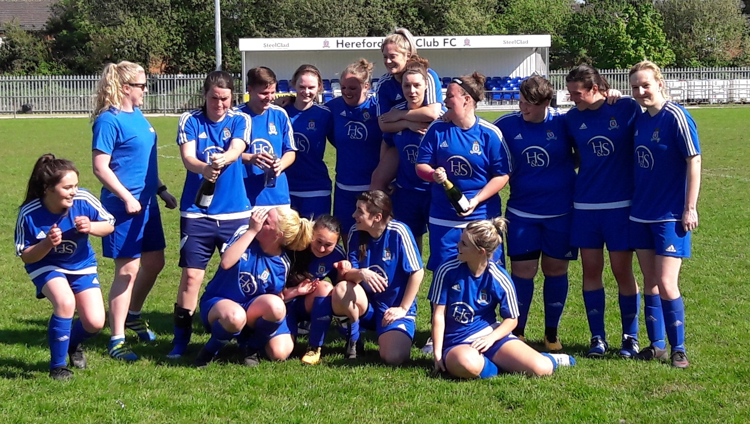 Lads Club vs. Welland: Final Game Of The Season… League Winners Crowned.