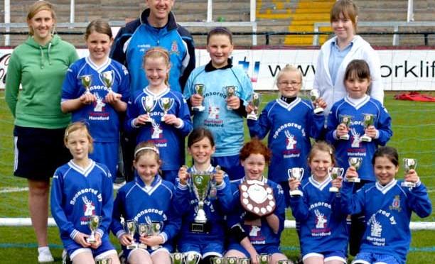 Girls Teams 2012/13 Season