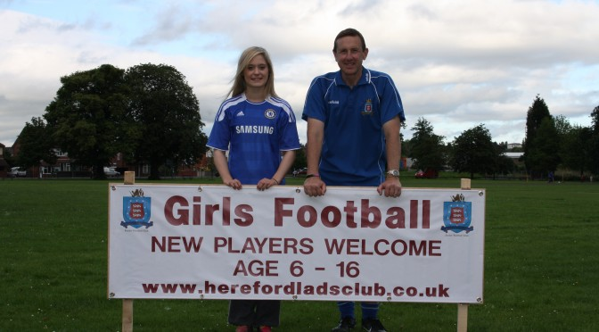 Lads Club's Amy Bradley Selected By Chelsea FC